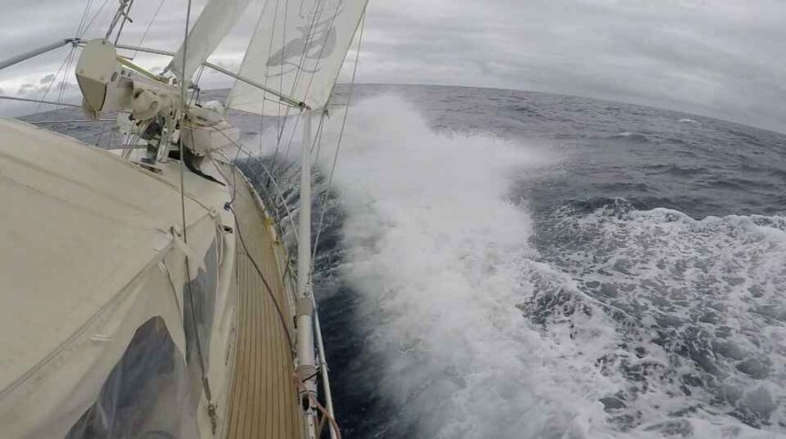 sailing strong winds south africa