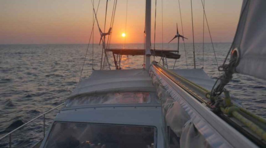 sailing south africa mozambique channel 2