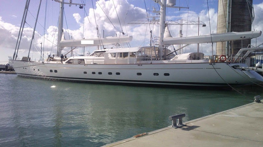 crewing on superyachts in the south pacific