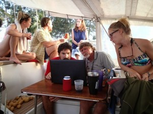 travel blog kudat sailing living aboard