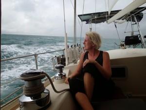 open water blue water cruising sailing blog