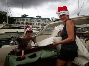 sailboat repair sewing mending dodger maintenance