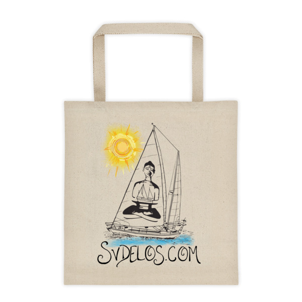 Canvas Boat/Beach Bag