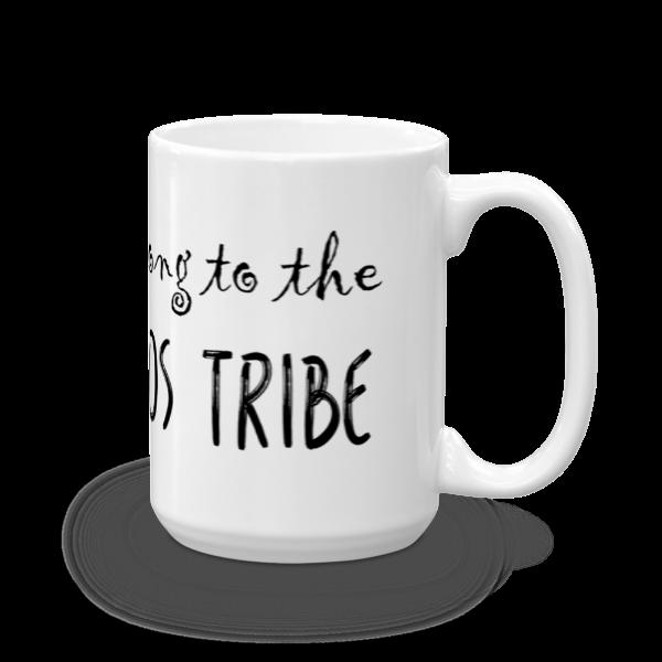 I Belong to the Delos Tribe – Mug