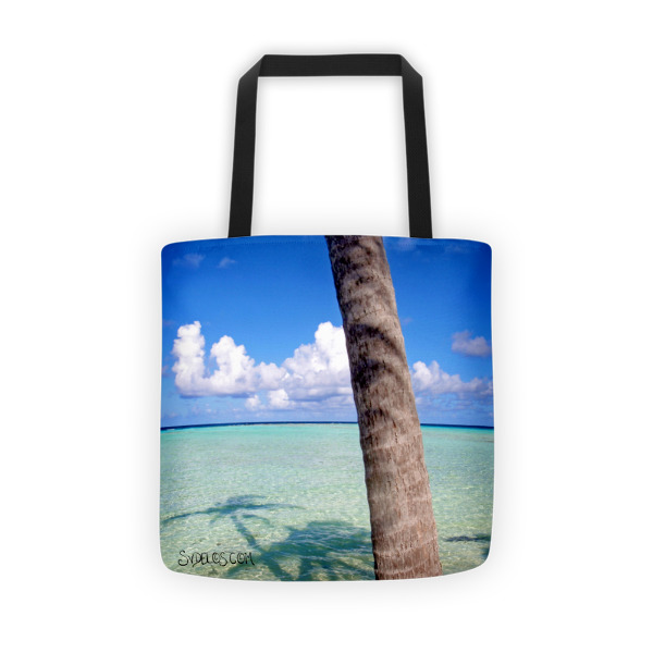 Tuamotus Beach/Boat Bag