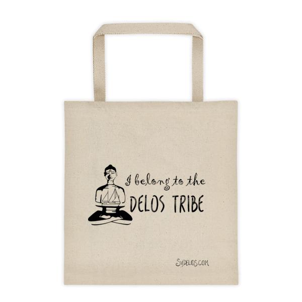 Delos Tribe Canvas Bag
