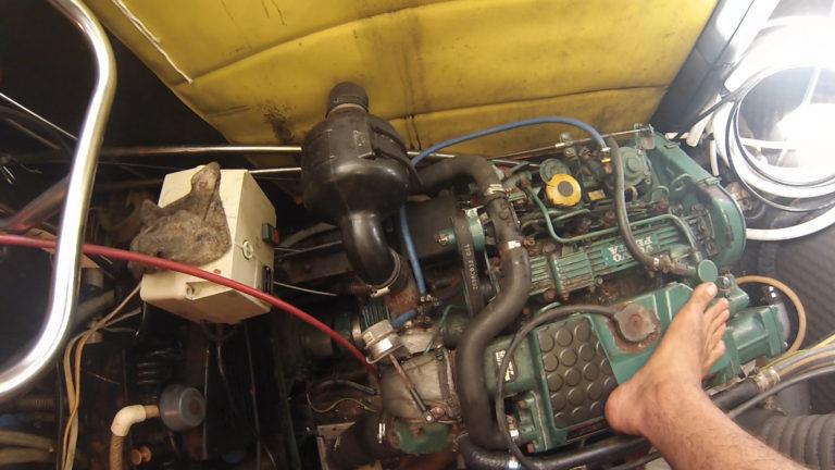 amel super maramu engine maintenance