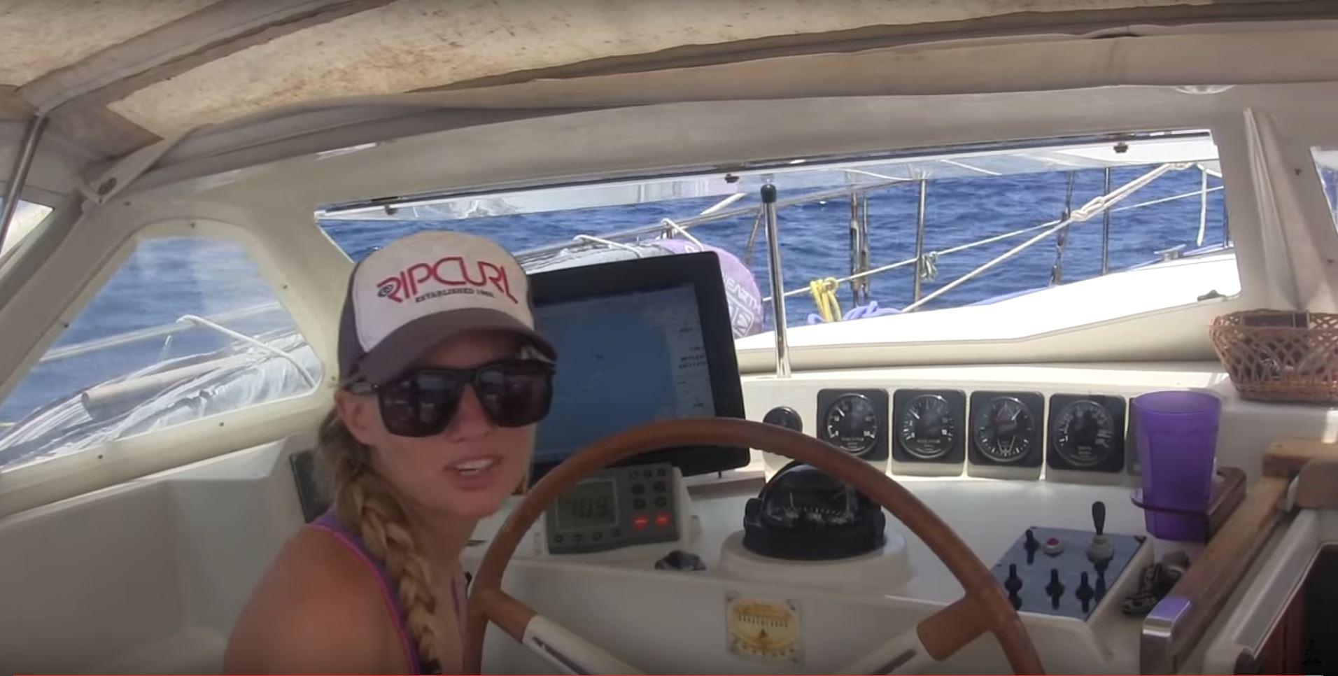 raja ampat sailing to ternate