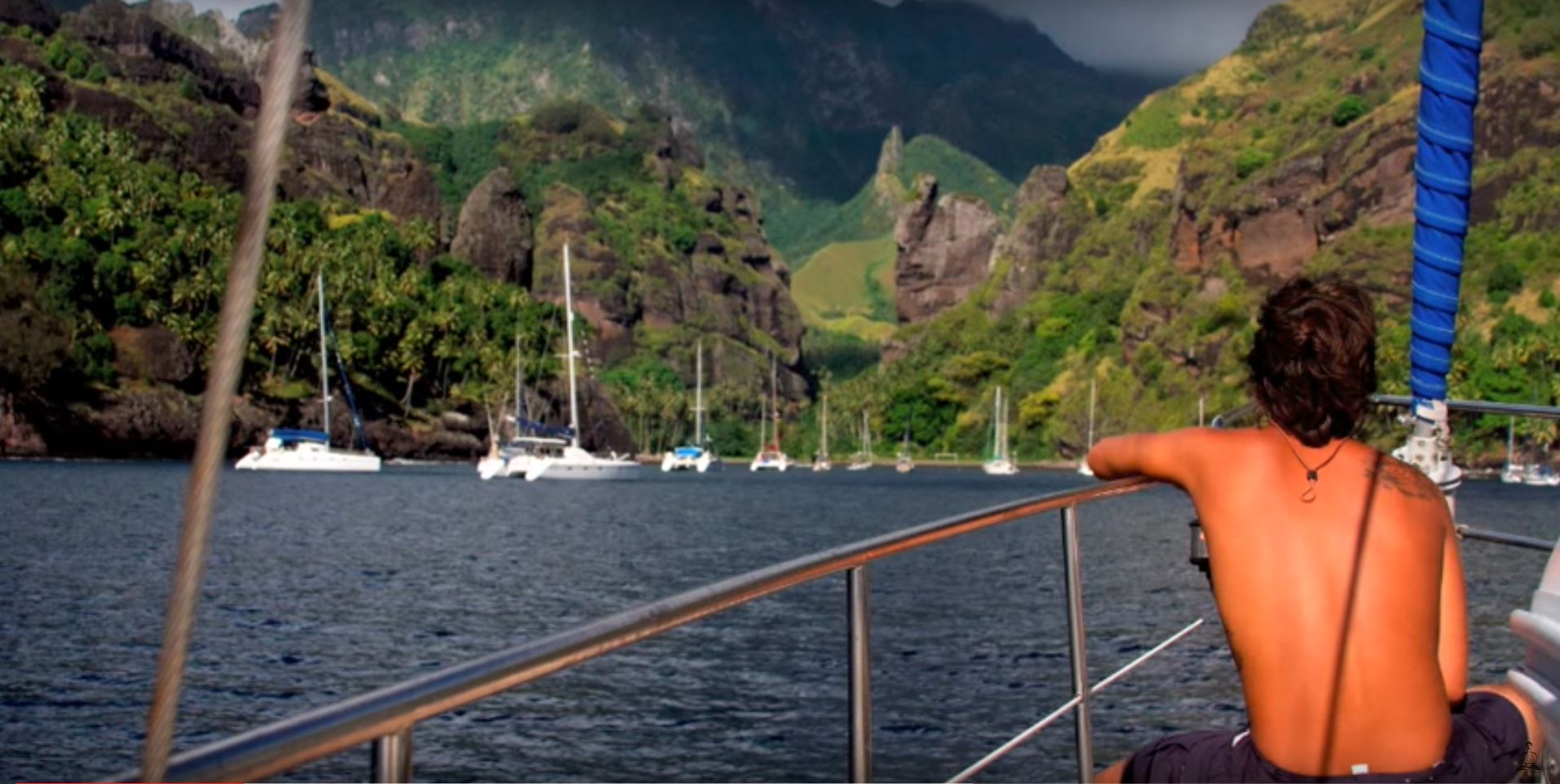 cruising marquesas islands liveaboard