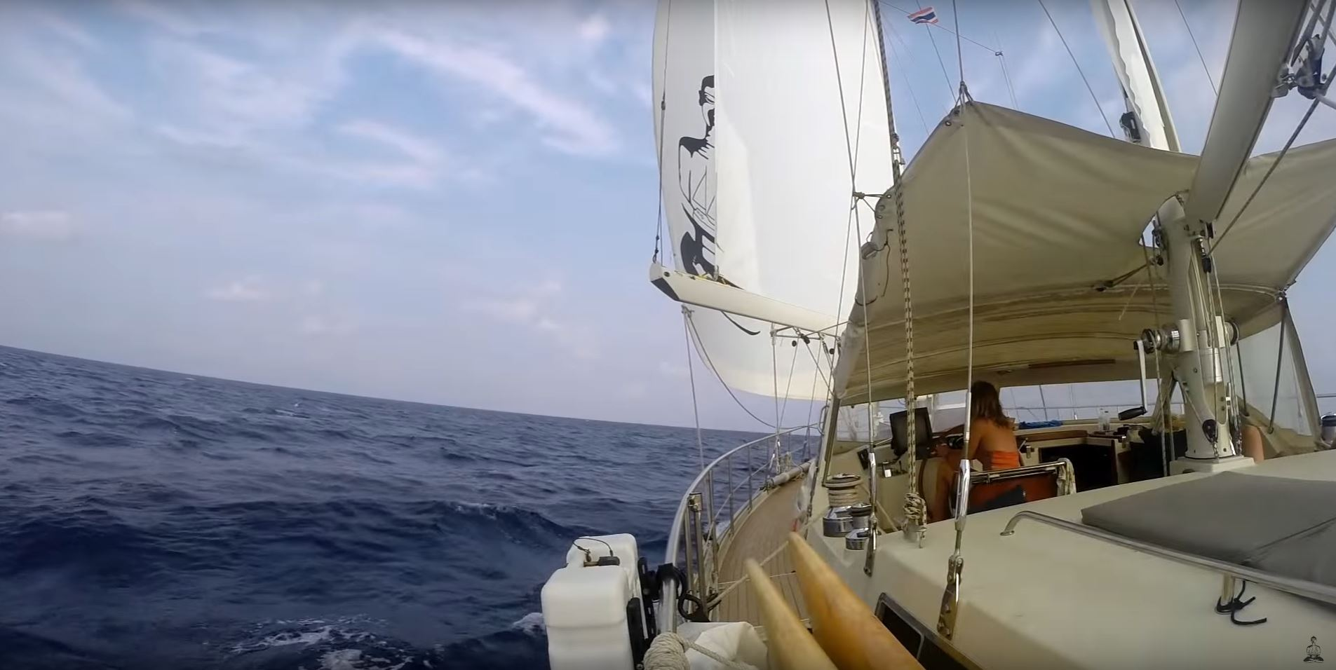 ocean sailing passage to andaman islands india