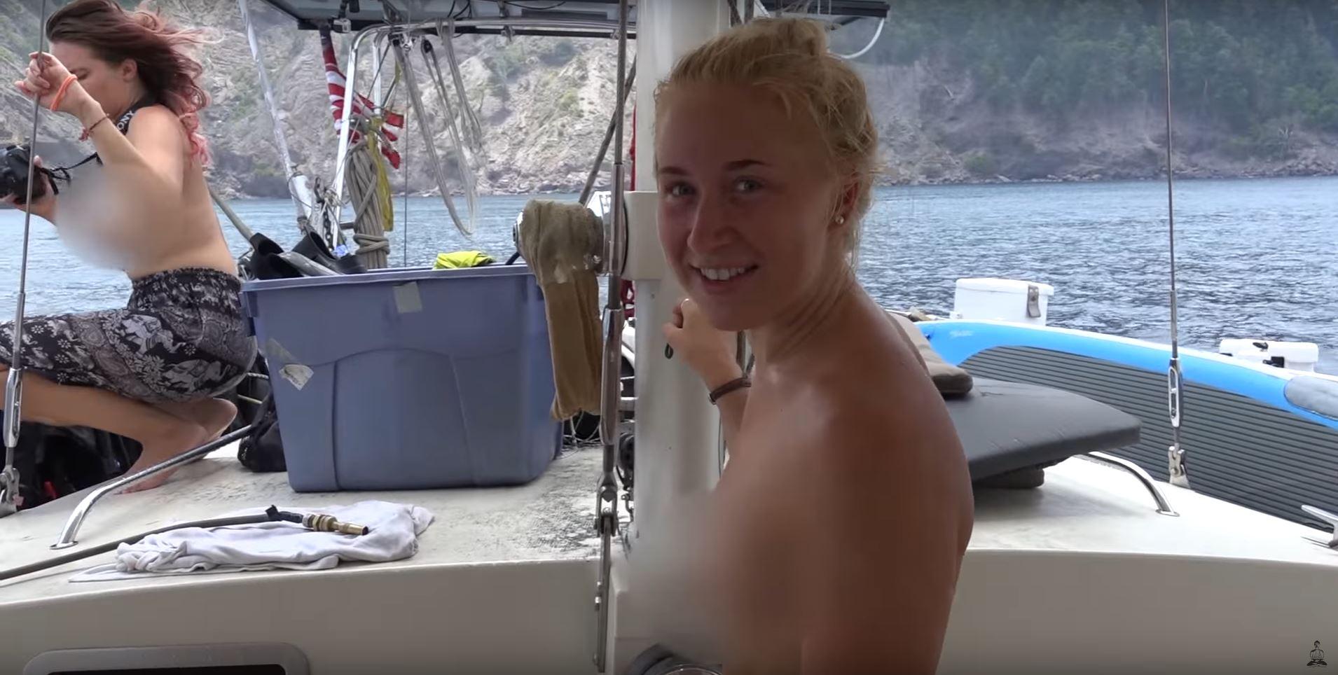 live volcano scuba diving exploring