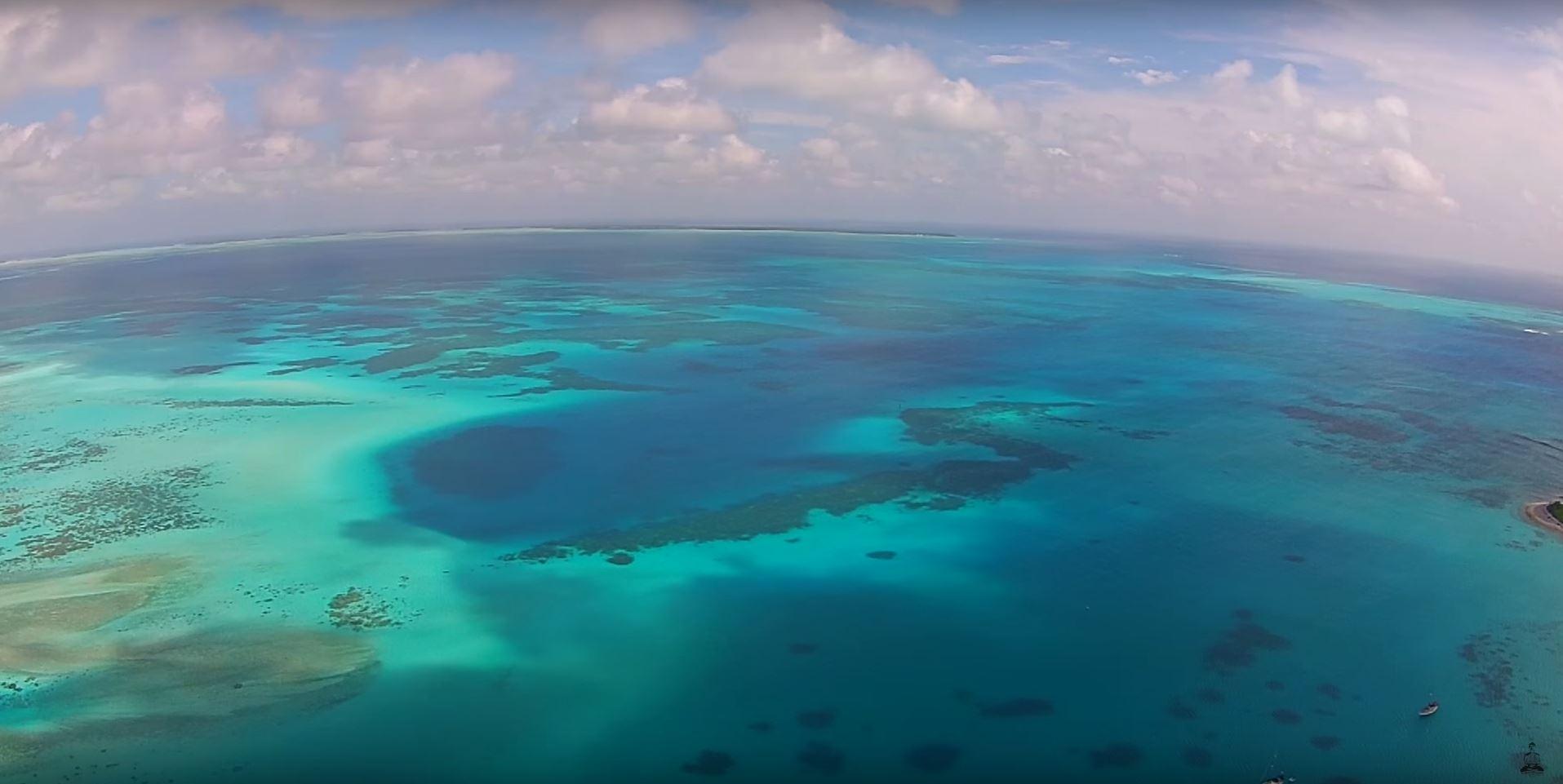 cocos keeling snorkeling diving