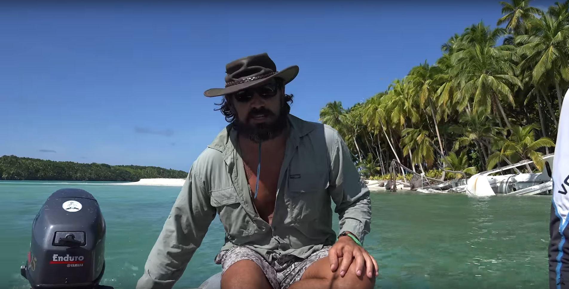 exploring chagos remote paradise island