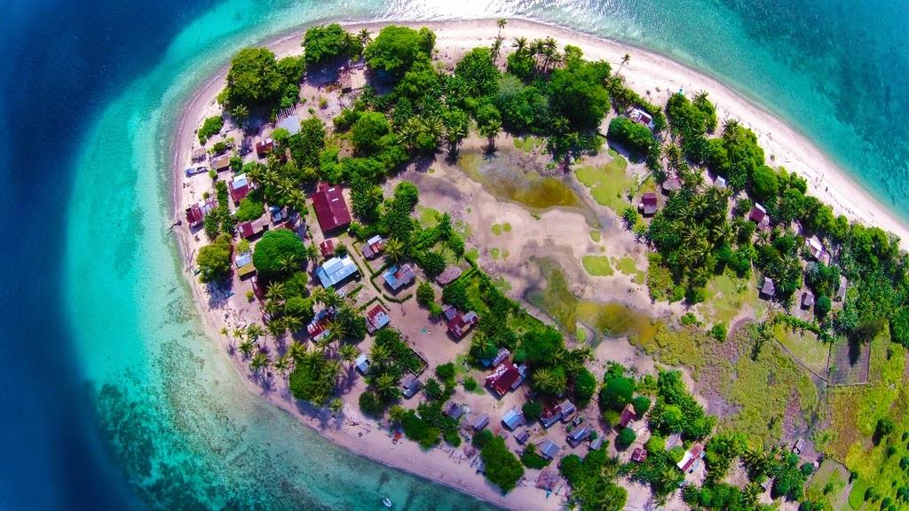 Lihiman Island village sv delos