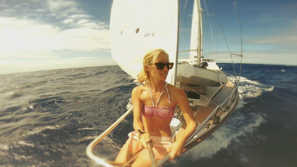 ocean passage cocos keeling to chagos