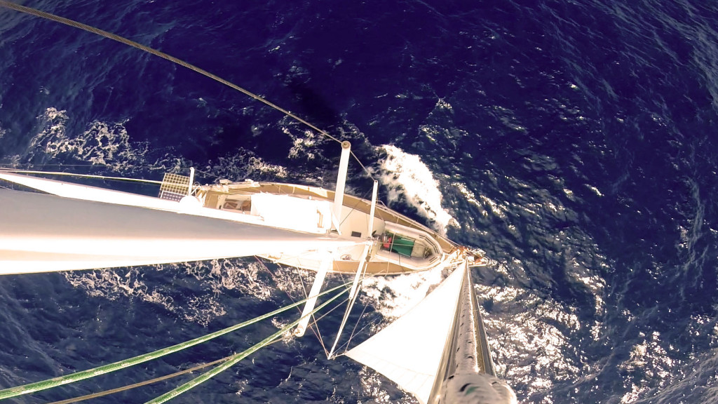 sailing from cocos keeling to chagos 1