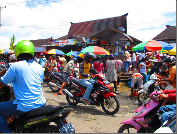 ambon indonesia scooter mayhem