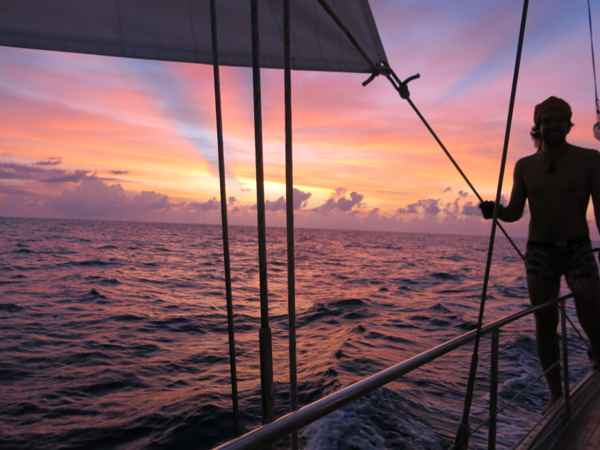 sailing blog around the world sv delos
