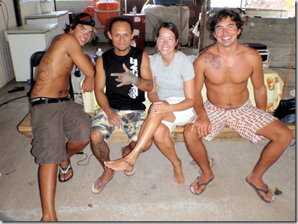 tattoos in french polynesia