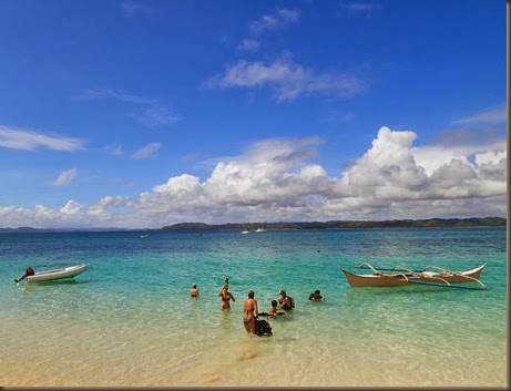 davao phillippines secluded beach