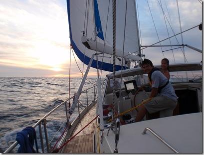 sailing Bahia Banderas sailing