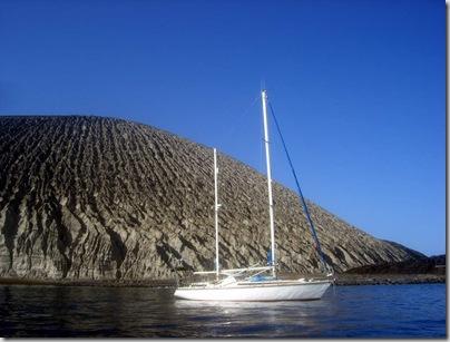 San Benedicto sailing blog sv delos