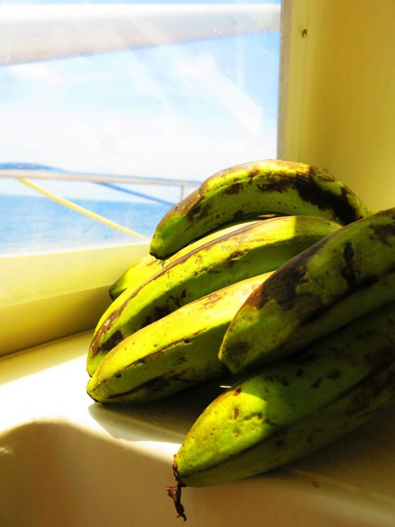 bananas ripening sv delos