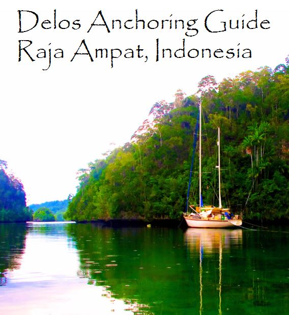 raja ampat anchoring guide