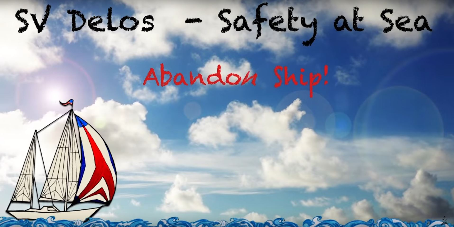 sailing safety abandoning ship checklist