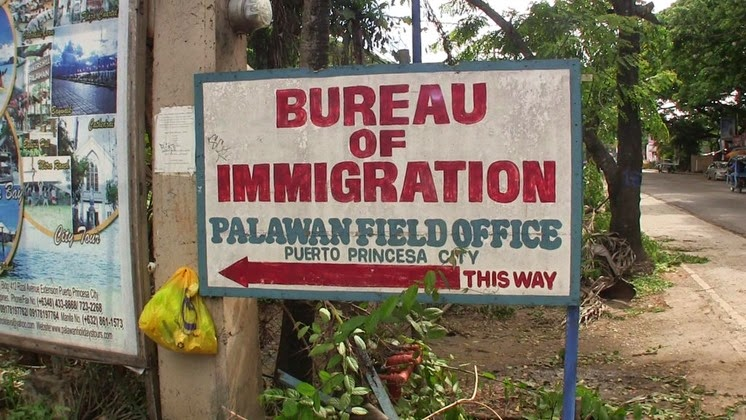 palawan puerto princesa bureau of immigration