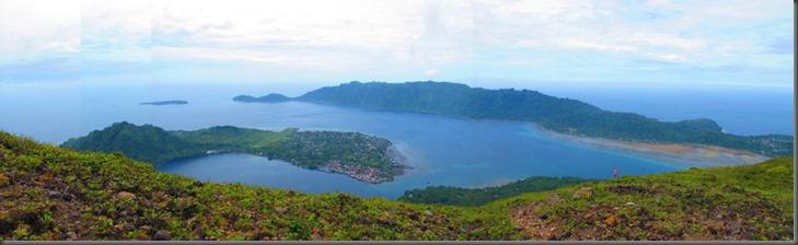 banda naira volcano indonesia