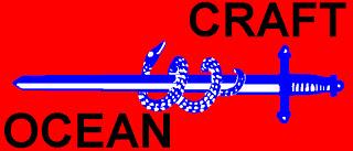Ocean craft logo