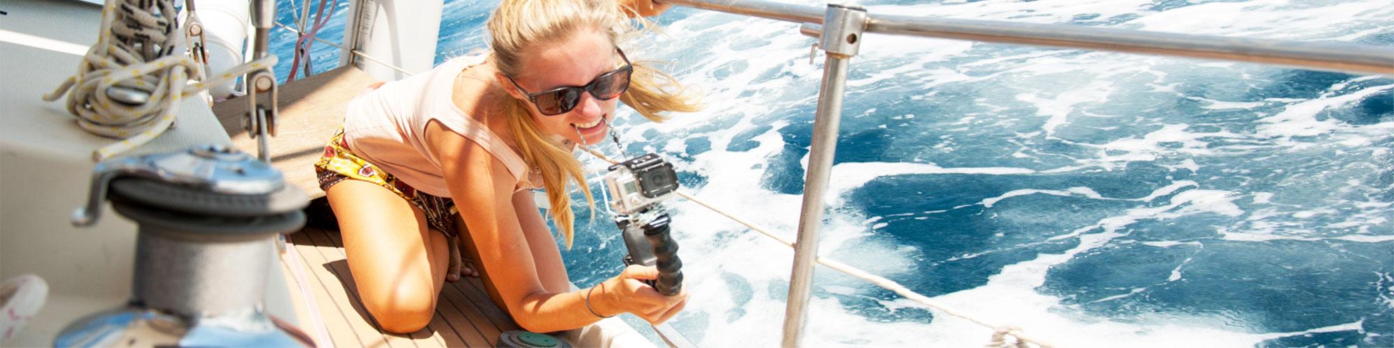 sailing blog videos