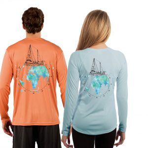 NEW! SOLAR LONG SLEEVE Rash Guards- Limited Print!