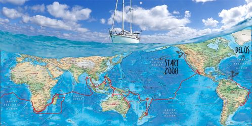 Travel Blog - Sailing Around The World Adventure With SV Delos on