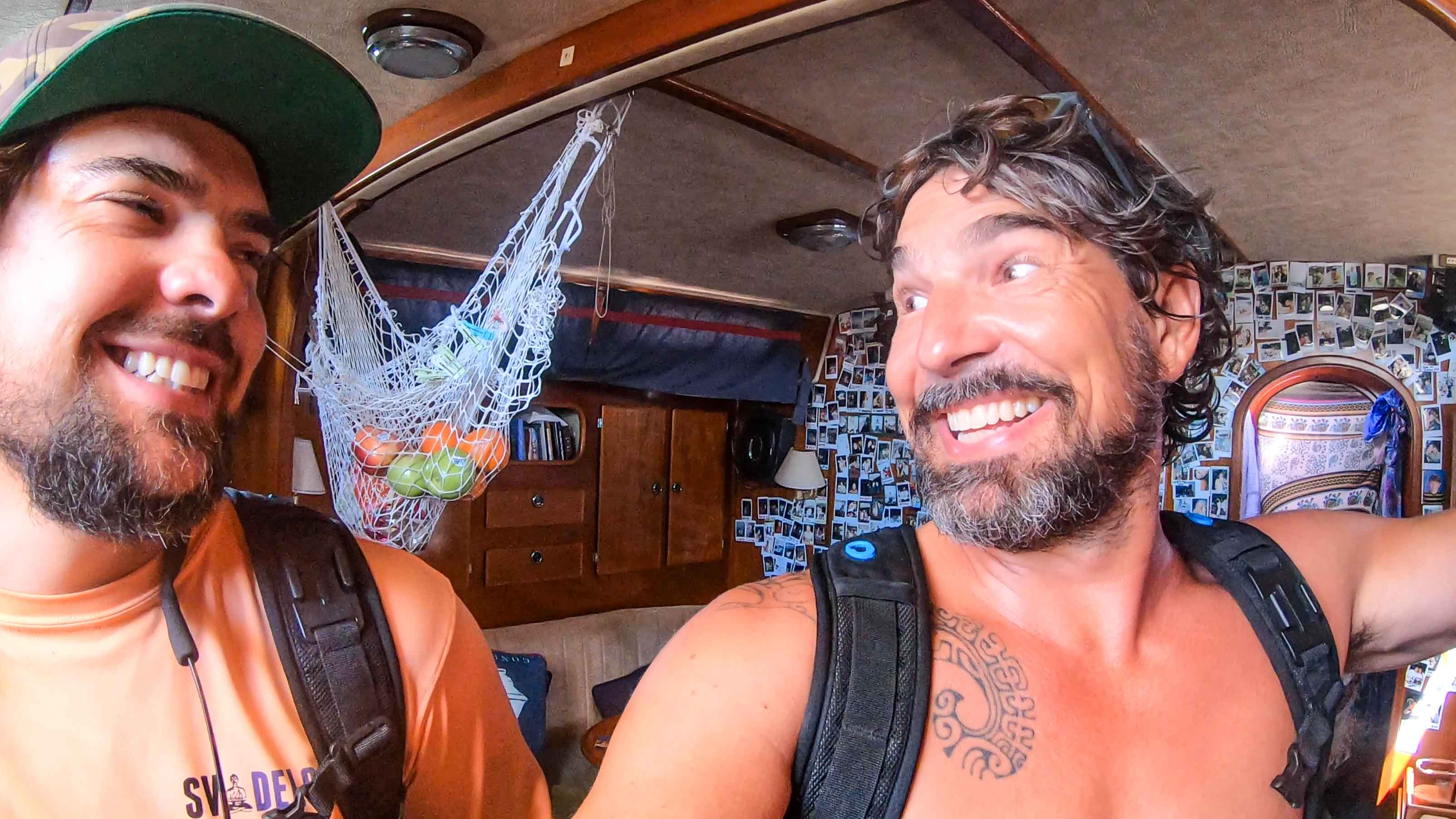 The best way to explore is with a local- Culebra, Puerto Rico! - Sailing Vessel Delos Ep....