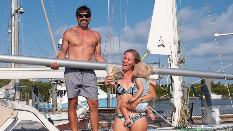 SV Delos, Crew Changes & Sailing the Indian Ocean on the