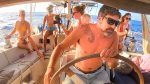 Sailing to Panama!  5 Semi-adults, 1 Baby, and 1,000 NM ( Part 1 of 6)  SV Delos Ep 339